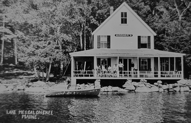 The Old House circa 1930