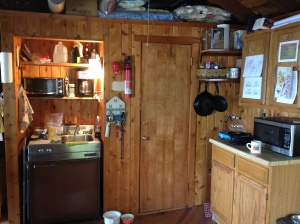 """""""Kitchen"""" … well, almost"""