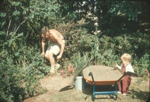 Yardwork - Dad & Me